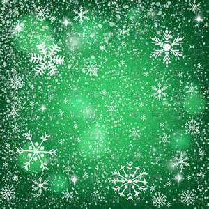 abstract green christmas background snowy pattern snowflakes vector image 90279 rfclipart