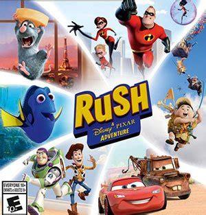 rush  disney pixar adventure  pc crack az p  full softwares games