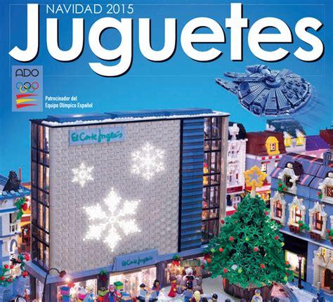catalogo juguetes el corte ingles navidad 2015 cat 225 logo de juguetes de navidad de el corte ingl 233 s 2015