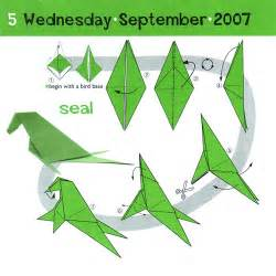 How To Make A Paper Seal - origami178 jpg photo by swirls123 photobucket