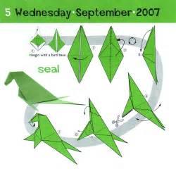 Origami Seal - origami178 jpg photo by swirls123 photobucket