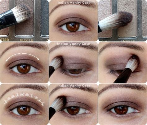 tutorial makeup basic indian vanity case blog basic eyeshadow blending tutorial