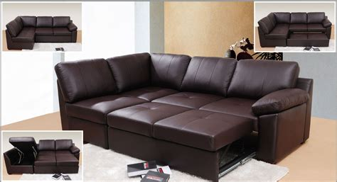 Sit And Sleep Comfortable On Elegant Corner Sofa Beds Corner Sectional Sofa Bed