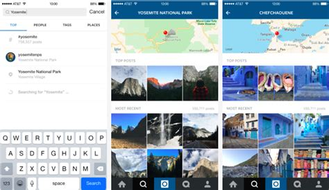 How To Search For On Instagram Instagram Improves Search And Reimagines The Explore Page
