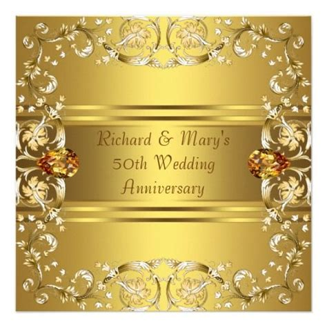 50 yr wedding anniversary 17 best images about wedding anniversary party invitations