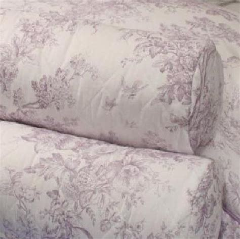 toile de jouy bed linen toile de jouy laundry bag lilac at www perfectlyboxed