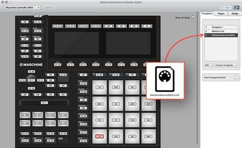 Melodics Melodics Support Instruments Controller Editor Templates