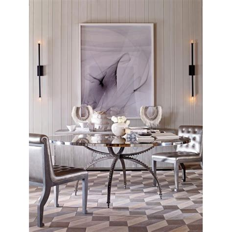 Atlantis Dining Table Century I3a 307 Smith Atlantis Dining Table Discount Furniture At Hickory Park Furniture