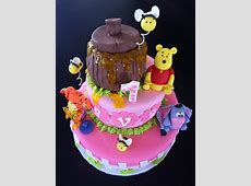 Winnie the Pooh Cake and Cupcakes Decorating Ideas ... Ideas For Decorating A Cake For Christmas
