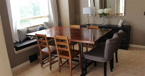 Update Dining Room Table Tice S Tidbits Home Updates Dining Room Table