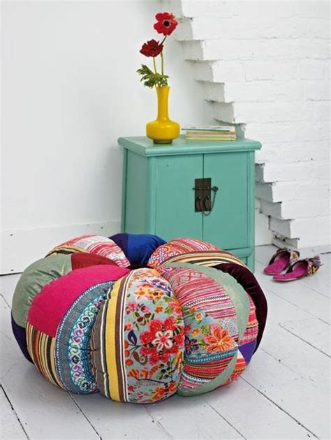 Patchwork Decorations - 22 modern decor ideas in patchwork style
