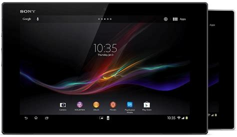 Tablet Sony 10 Inc sony xperia tablet z to be available globally in q2 2013