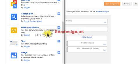instagram widget tutorial add instagram widget for blogger tutorial