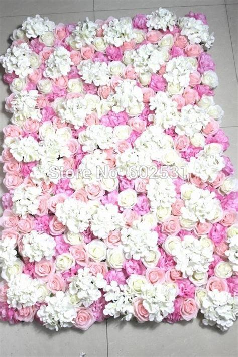 pcslot wedding flower wall  hot stage backdrop