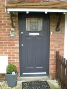 Exterior Back Door Styles What S The Difference Between A Upvc And Composite Door