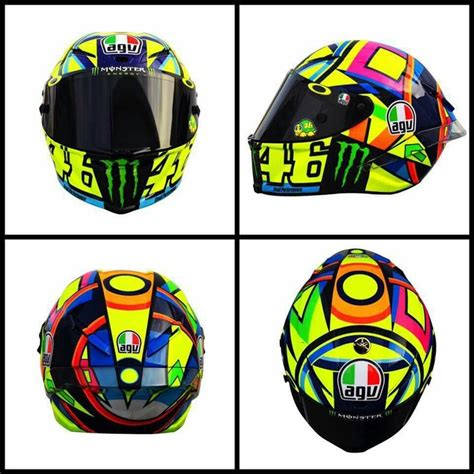 Helm Repaint Agv Misano 133 best images about vr 46 on logos tech and