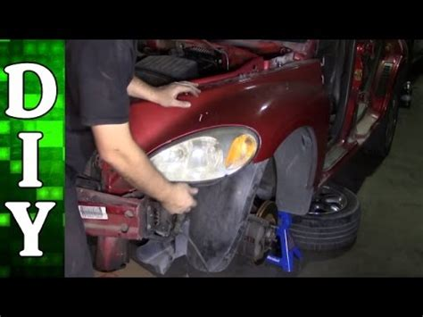 pt ae4000u replacement l how to remove and replace a headlight on a chrysler pt