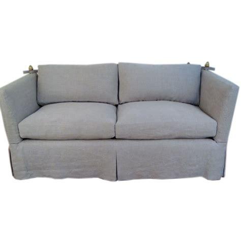 knole style sofa slip covered knole style sofa furniture sofas