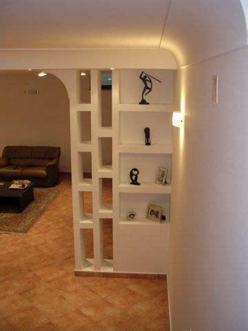 librerie divisorie soggiorno oltre 25 fantastiche idee su cartongesso su