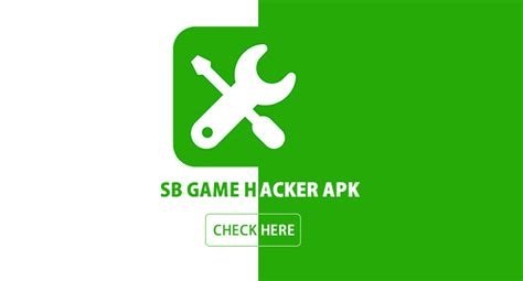 sb gamehacker apk sb hacker apk v4 0 for android device
