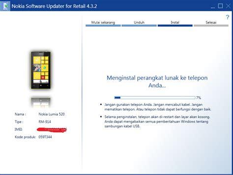 Gambar Hp Nokia Asha 501 solusi lumia gagal update briked hang logo restart