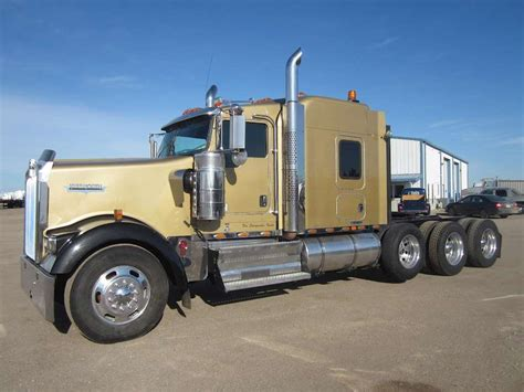 2009 kenworth truck 2009 kenworth w900l sleeper truck for sale 817 000 miles