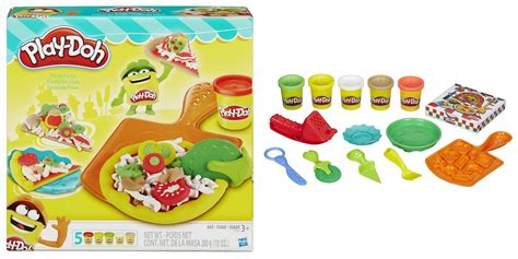 Play Doh Pizza Set hasbro bargains ed unloaded parenting