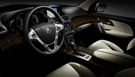 2019 acura mdx interior design new cars review and photos