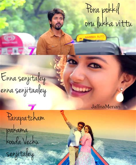 tamil songs lines with image sivakarthikeyan community google
