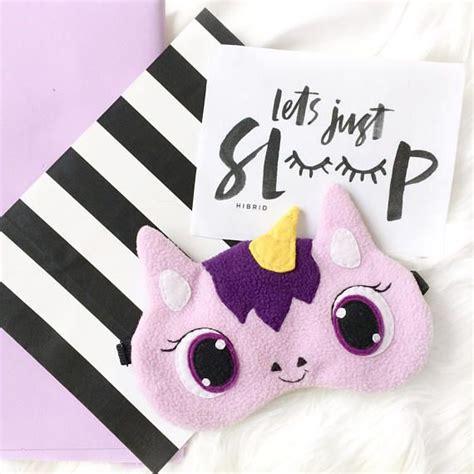 unicorn sleep unicorn sleep mask purple unicorn funny sleep mask