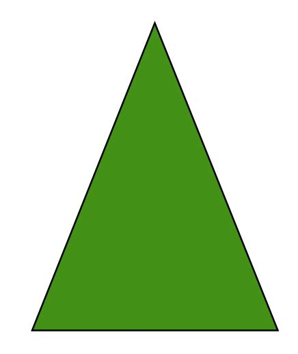triangle template for christmas tree top 28 triangle tree pattern in july tree table runner sew