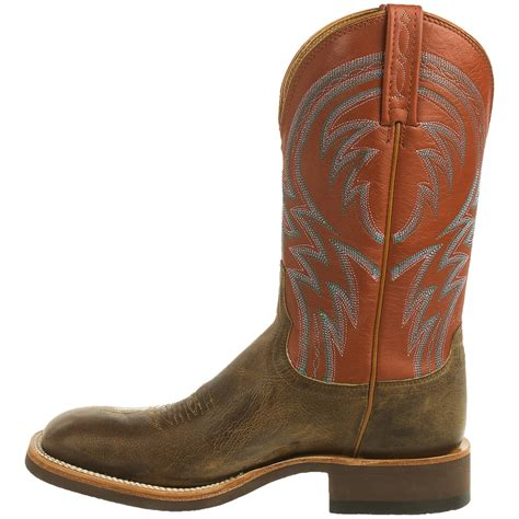 mens cowboy boots lucchese lucchese alan cowboy boots for