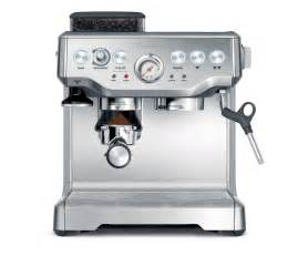 Coffee Espresso Machine With Grinder Breville Espresso Machines