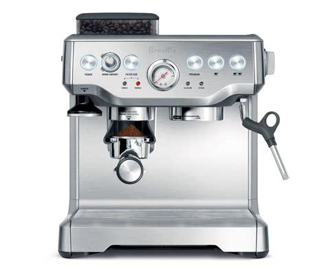 espresso maker breville espresso machines