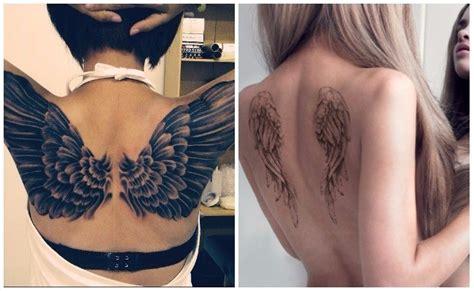 imagenes tatuajes alas de angel tatuajes de alas de 225 ngel o de lo que quieras mira
