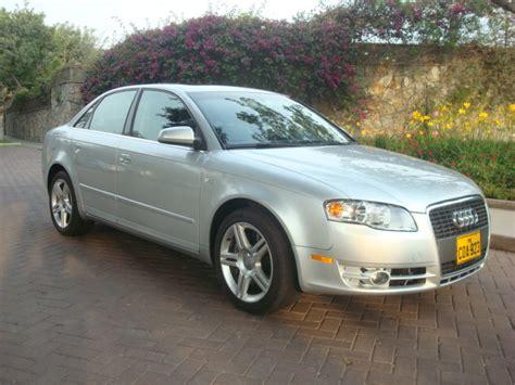 2007 Audi A4 2 0 T Horsepower 2007 Audi A4 2 0 T 13500 Km