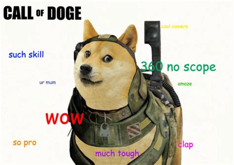 Douge Meme - wow 30 best doge memes gifs and comics weknowmemes