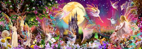 Tinkerbell Wall Mural fairyland wall mural buy at europosters