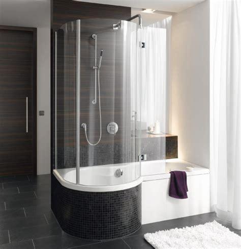 Badewanne Montieren by Kleine Badewanne Dusche Integriert Modernes Badezimmer