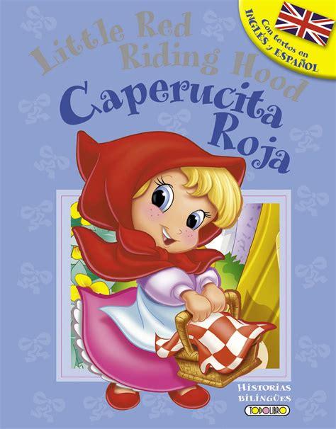 libro tierras rojas red libros de idiomas todolibro castellano caperucita roja little red riding hood todo libro