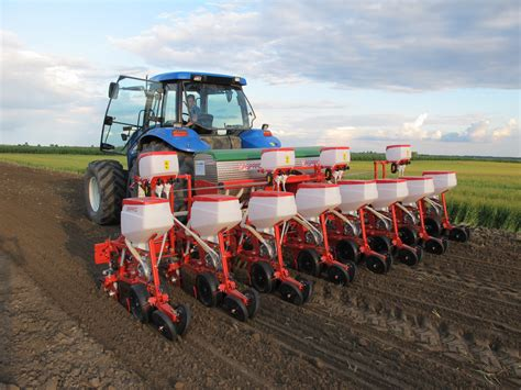Gaspardo Planters by New Precision Drill With Variable Row Widths Is Ideal For
