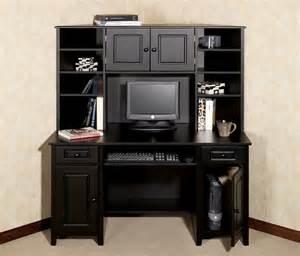 Small Black Desk With Hutch Small Black Desk With Hutch Black Desk With Hutch Compact Computer Desk With Hutch Interior