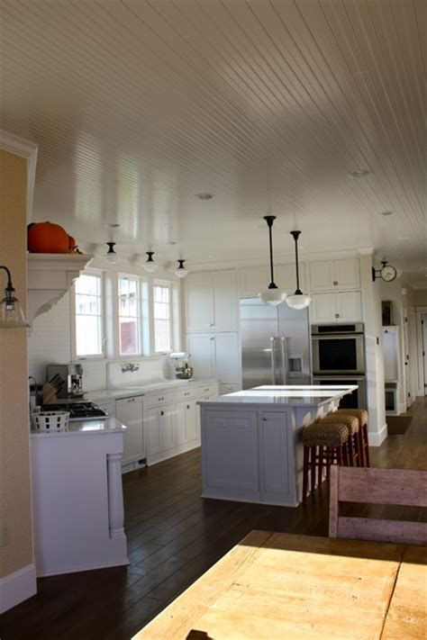 beadboard kitchen ceiling color outside the lines kitchen inspiration month day