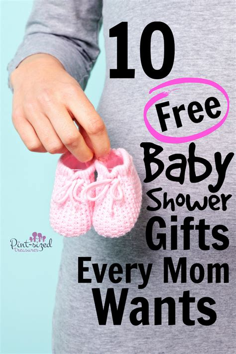 mama need a house baby need some shoes 10 free baby shower gifts every mom wants 183 pint sized