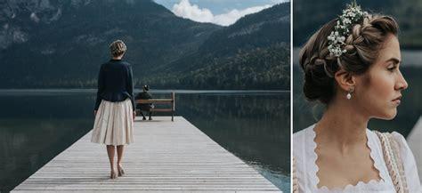 Brautfrisur Trachtenhochzeit by Traditionelle Trachtenhochzeit In Den Bergen