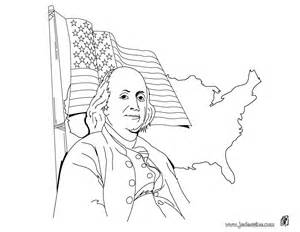 benjamin franklin coloring page free coloring pages on