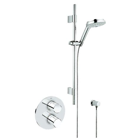Grohe Shower by Grohe Grohmaster G3000 Cosmo Biv Concealed Shower Kit