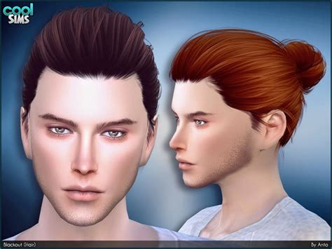 sims 4 male hairstyles 118 best images about sims 4 male hair on pinterest male