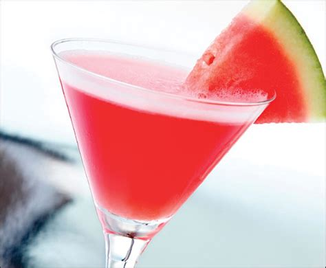 watermelon martini watermelon martinis recipe dishmaps