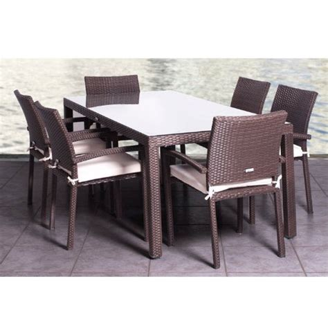 patio sets clearance atlantic liberty 7 piece dining set
